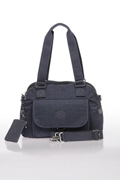 SMART BAGS Smb1122-0089 Füme Kadın Omuz Çantası