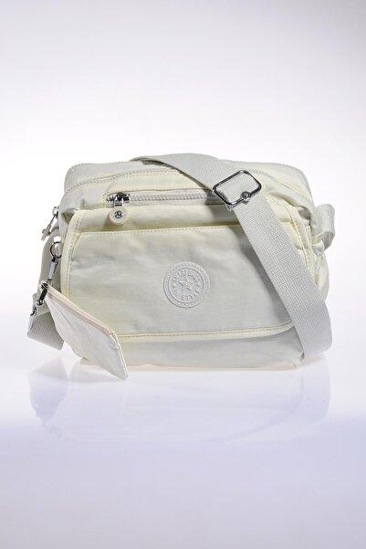 SMART BAGS Smb1172-0002 K.beyaz Kadın Çapraz Çanta