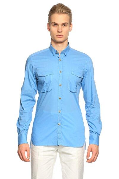 Lanvin Mavi Gömlek