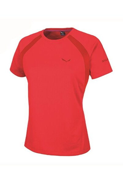 Salewa Kadın Kırmızı T-shirt