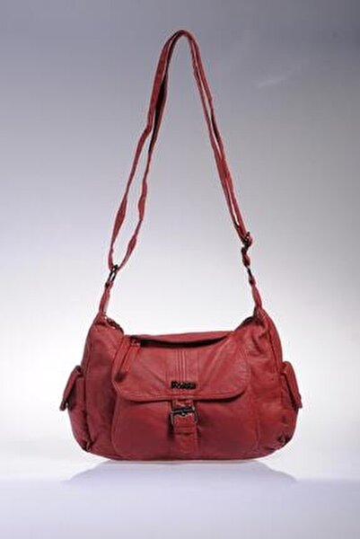 Fscnt1534-red Red Kadın Çapraz Çanta