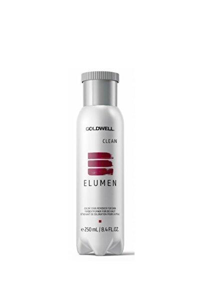 GOLDWELL Elumen Clean Ciltten Boya Silici 250 ml