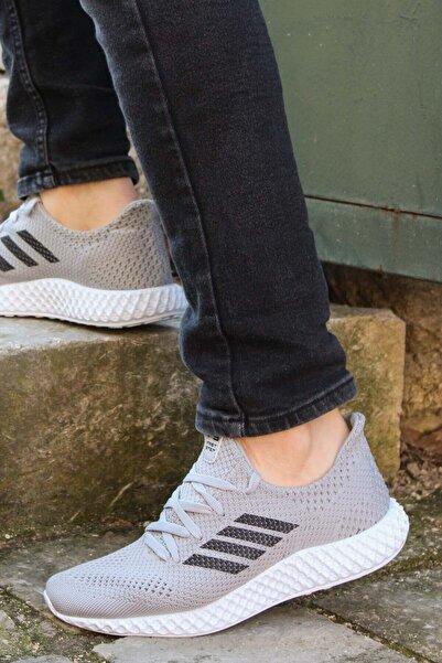 FAST STEP Gri Erkek Sneaker Ayakkabı 930mafs4
