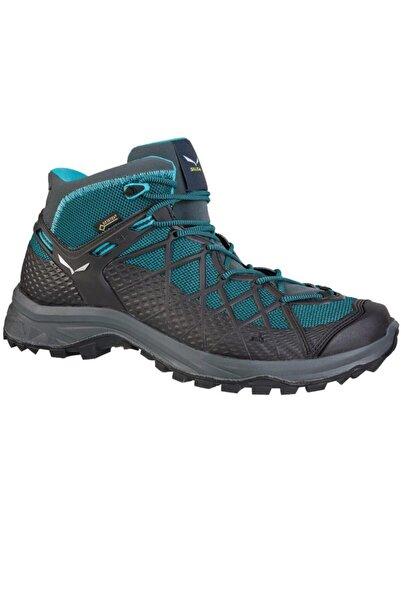 Salewa Wild Hiker Gtx Kadın Ayakkabı Siyah/mavi