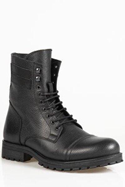 Kahverengi Askeri Kürklü Erkek Bot Bt118