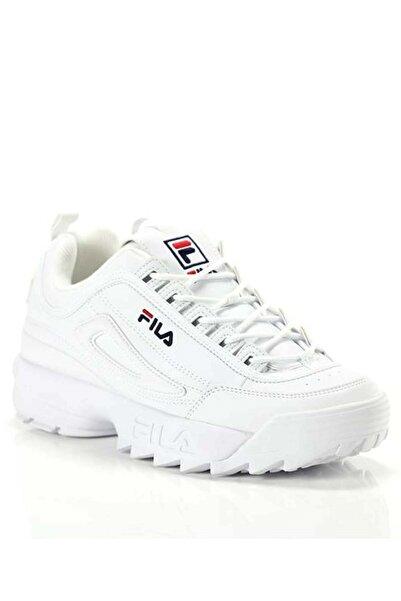 Fila Disruptor Low Wmn Kadın Günlük Spor Ayakkabı 1010302_1fg-white