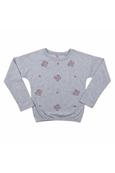 Wonder Kıds Wonderkids Kız Çocuk Sweatshirt Wk17w1601