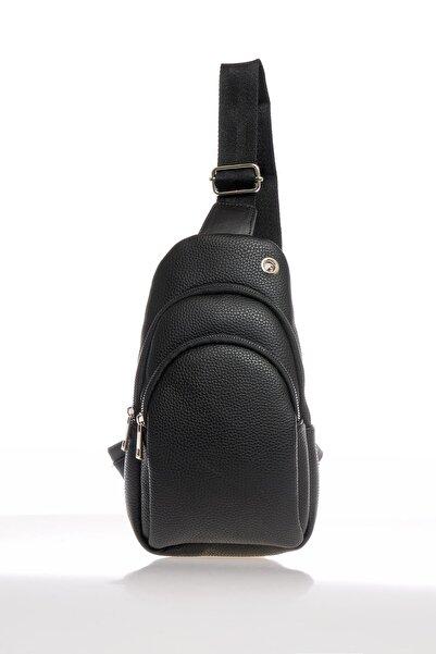 Sergio Giorgianni Luxury Sg2112 Siyah Kadın Sırt Çantası