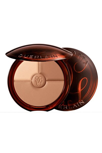 Guerlain Terracotta Sun Trio Powder Light Pudra