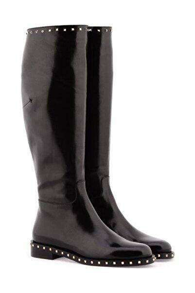 Nursace Hakiki Deri Çizme Nsc17k-c52766yk