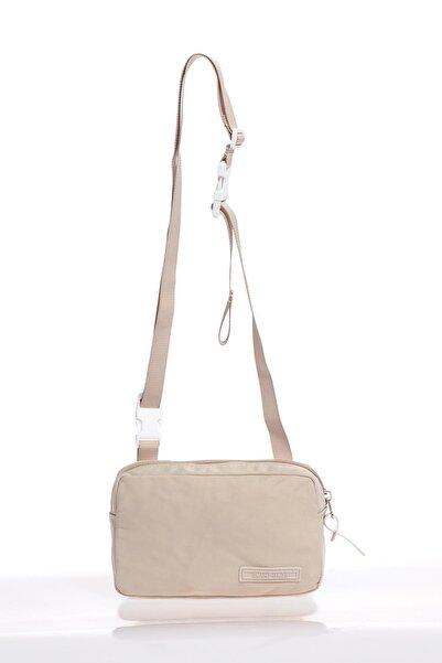 SMART BAGS Smb6000-0003 Bej Kadın Minik Çapraz Çanta