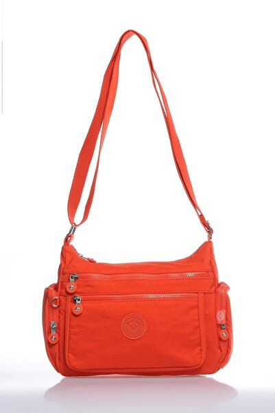 SMART BAGS Smb1115-0026 Orange Kadın Çapraz Çanta