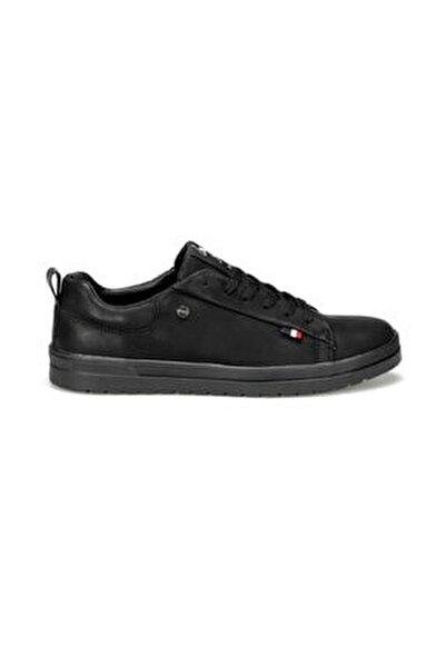 NOEL 9PR Siyah Erkek Kalın Taban Sneaker Spor Ayakkabı 100420455