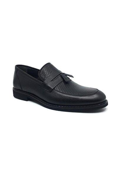 Taşpınar Üçlü %100 Deri Erkek Klasik Corcik Yazlık Rahat Ayakkabı 40-44
