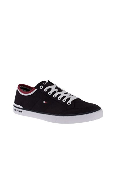 Tommy Hilfiger Lacivert Erkek Spor Ayakkabı Fm0fm00543 403 H2285arrıngton 5d2 Sneakers Low Cut Mıdnı