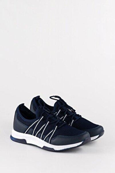 Günlük Lacivert Erkek Koşu Ve Spor Ayakkabı