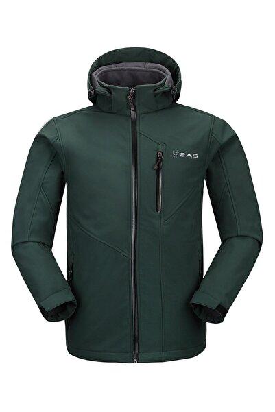 2AS Effect Softshell Erkek Mont Yeşil