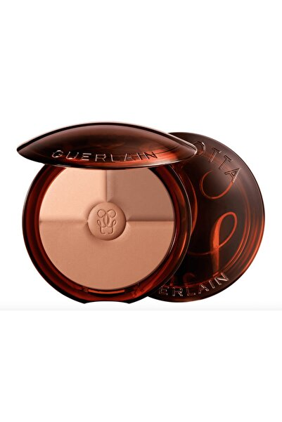 Guerlain Terracotta Sun Trio Powder Natural Pudra