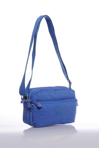 SMART BAGS Smb3029-0031 Mavi Kadın Çapraz Çanta