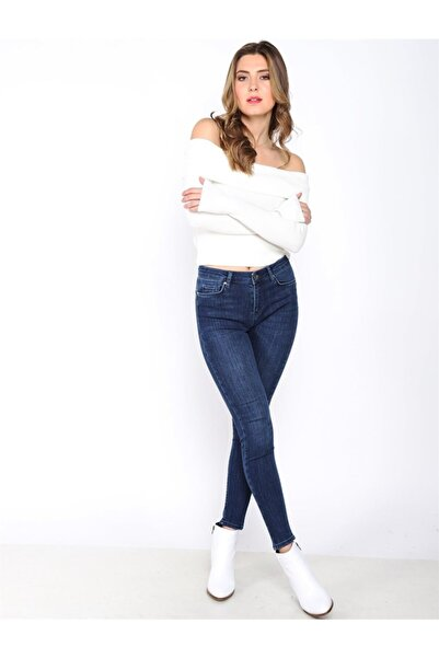 Twister Jeans Kadın Slim Fit Yüksek Bel Pantolon Mındy 9005-40 40