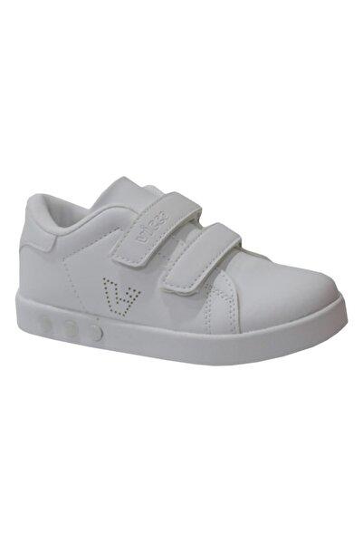 Vicco 313.b19k.100 Beyaz Anatomik (22-25) Işıklı Ayakkabı
