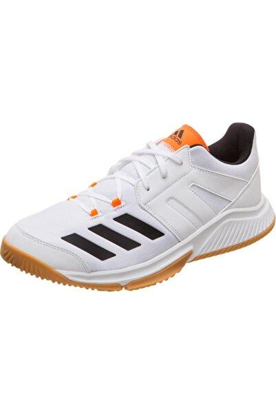 adidas Essence Bd7729 Badminton Voleybol Ayakkabısı Beyaz
