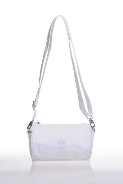 SMART BAGS Smb3025-0002 Beyaz Kadın Çapraz Çanta
