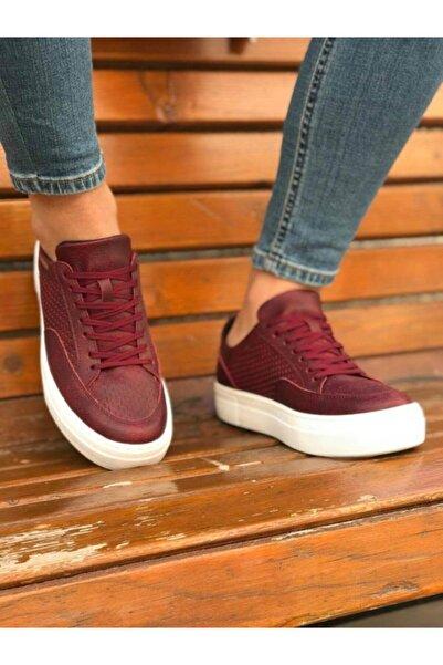 Chekich Tt015 Bordo Bt Erkek Günlük Ayakkabı