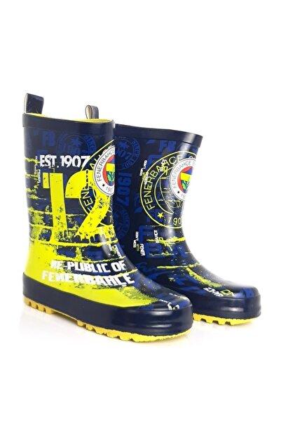 Hakan Çanta Fenerbahçe 58707fb Çocuk Yağmur Çizmesi Bot