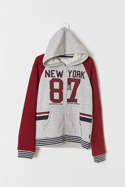 Wonder Kıds Wonderkids Erkek Çocuk Sweatshirt Wk19aw1530