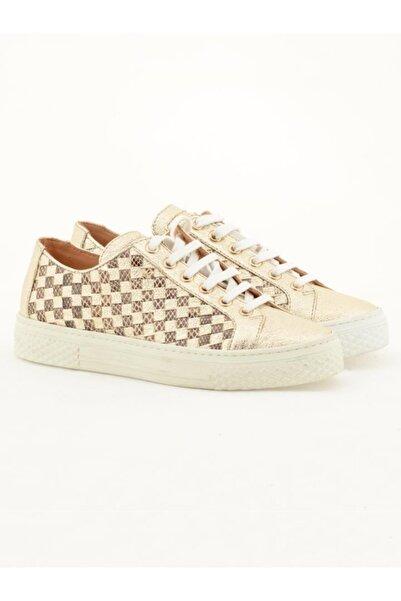 Nursace Hakiki Deri Sneaker Nsc18y-a55748