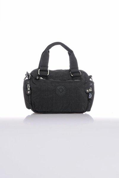 SMART BAGS Smb3064-0001 Siyah Kadın Çapraz Çanta