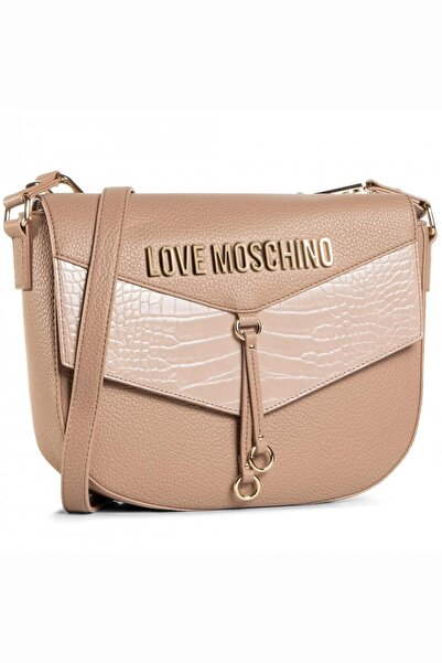 Love Moschino Love Moschıno Jc4287pp0bkp1 Vizon Kadın Omuz Çantası