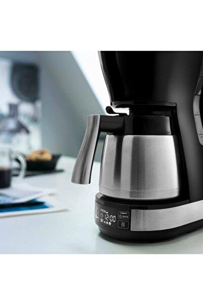 DELONGHİ Icm16731 Filtre Kahve Makinesi Siyah