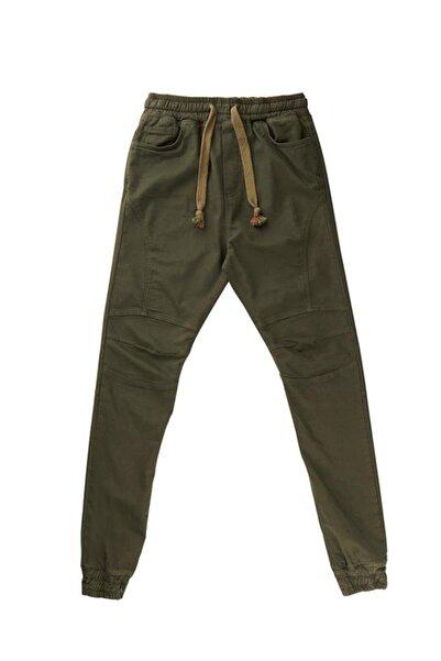 Bad Bear Erkek Yeşil Dakota Stretch Casual Pantolon (19.01.16.004-c09)