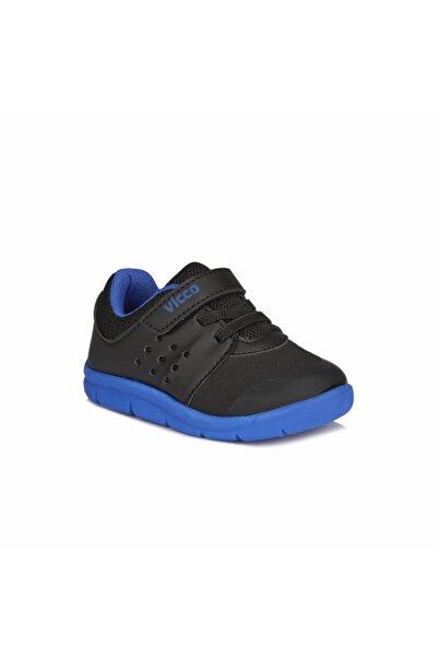 Vicco Mario Iı Unisex Bebe Siyah Spor Ayakkabı