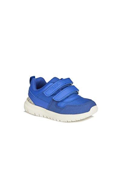 Vicco Solo Erkek Bebe Saks Mavi Spor Ayakkabı
