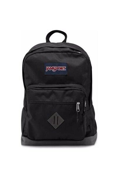 Jansport Cıty Scout Black ( T29a008 )