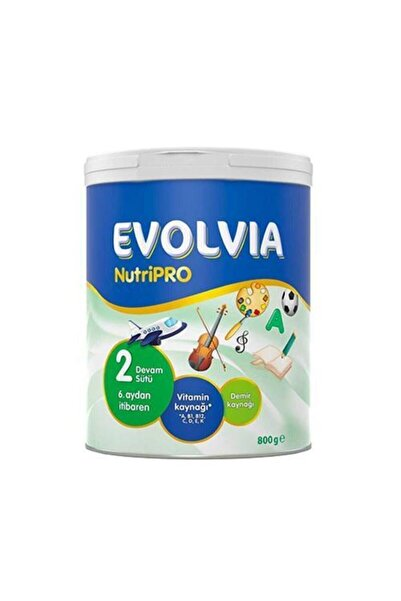 Evolvia 800 gr 2 Numara Bebek Devam Sütü