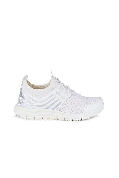 Vicco Aqua Unisex Çocuk Beyaz Spor Ayakkabı