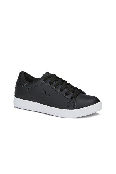 Vicco Oyo Unisex Genç Siyah/beyaz Spor Ayakkabı