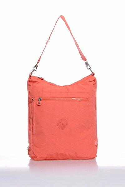 SMART BAGS Smb3069-0073 Somon Kadın Omuz Ve Sırt Çantası