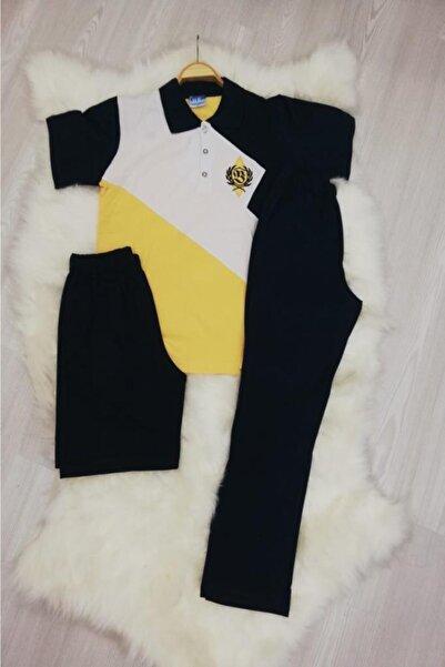 Haluk Bayram Ba Ha Erkek 3 Lü Pijama Takımı
