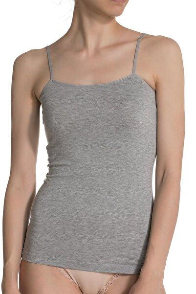 Doremi Seamless Modal Ince Askılı Tshirt