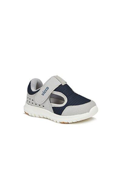 Vicco Teo Erkek Çocuk Gri Spor Ayakkabı
