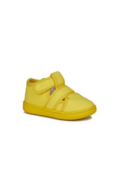 Vicco Unisex Bebe Sarı Spor Ayakkabı
