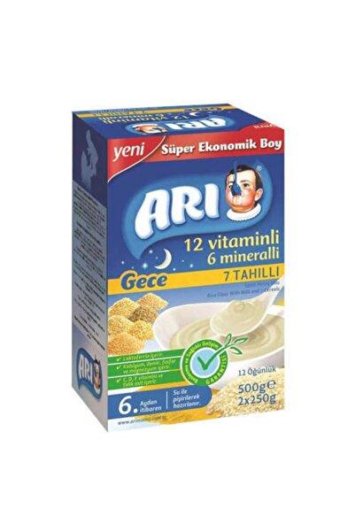 ARI Mama Gece 7 Tahıllı 12 Vitamin 6 Mineralli Pirinç Unu 500 gr