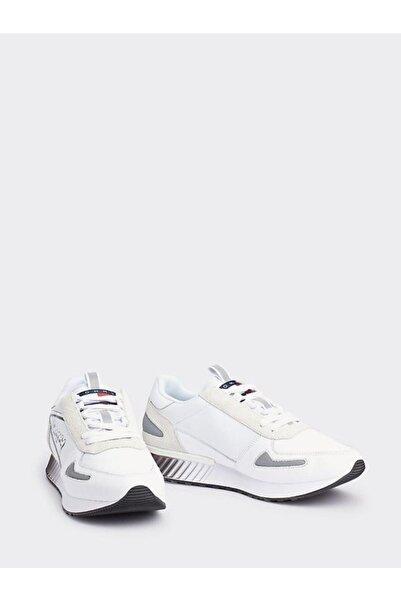 Tommy Hilfiger Leather Lıfestyle Sneaker