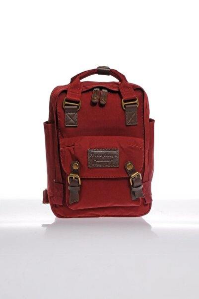 SMART BAGS Smb6008-0021 Bordo Kadın Sırt Çantası