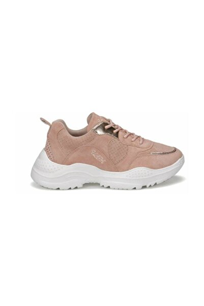 U.S. Polo Assn. Pudra Kadın Sneaker Sally 9pr